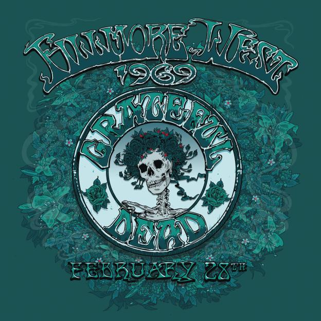 Grateful Dead Fillmore West Feb 28 '69